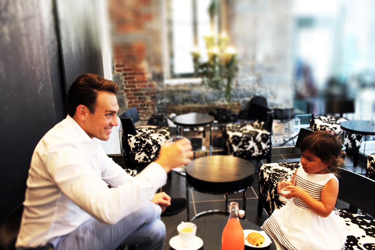 Mickael & Valentina Casol - Petit-déjeuner 2015