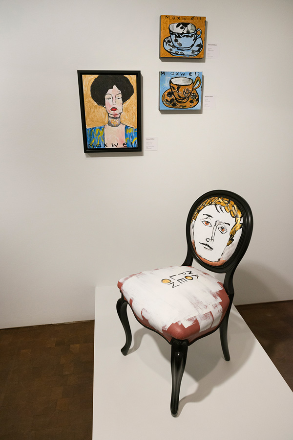 Maxwell Bitton, Vernissage Musée des Beaux-Arts de Montréal 2016