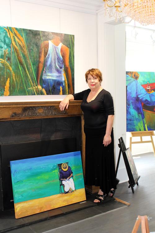 Rosina Bucci, Hors Cadre Art Exhibition