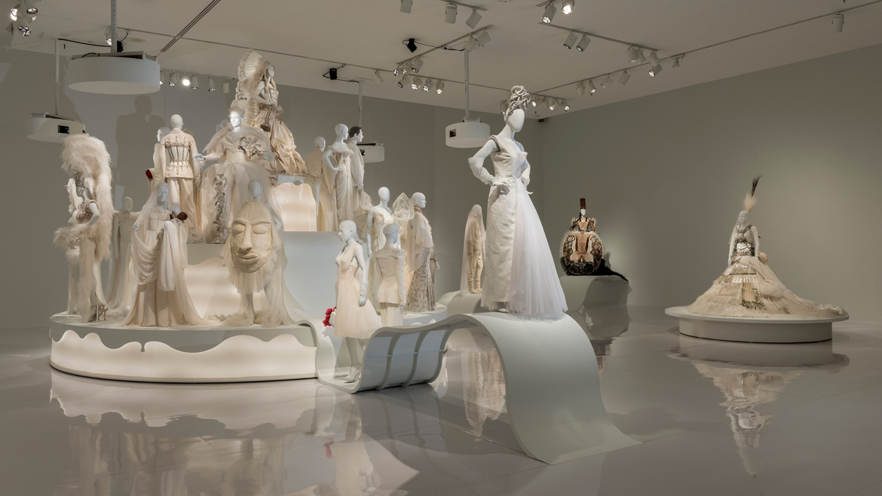 Love is Love by Jean-Paul Gaultier, Montreal Museum of Fine Arts, May 25, 2017