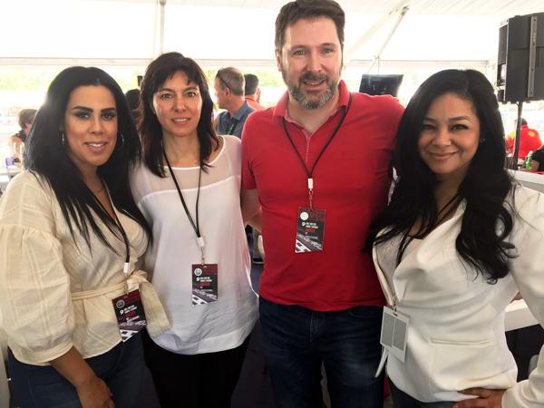 Cristina Hernandez, Natasha Girouard, Martin Sills, Noriko Casol