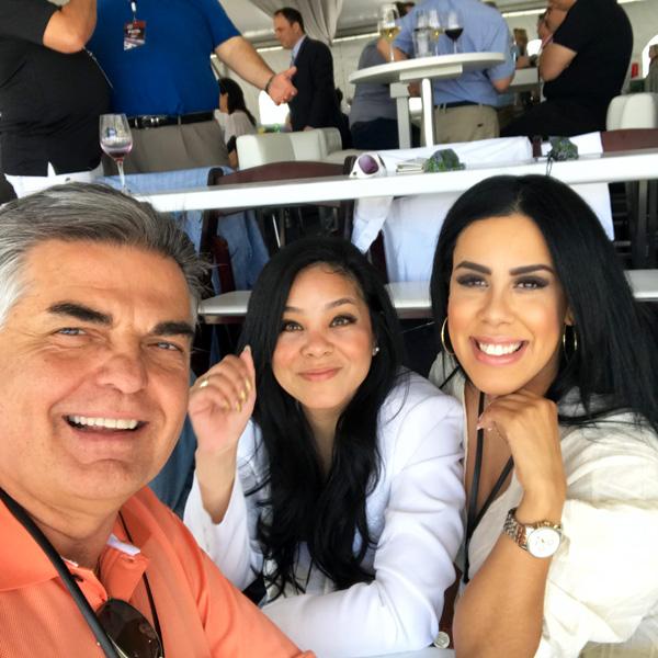 Mario Welsh, Noriko Casol, Cristina Hernandez