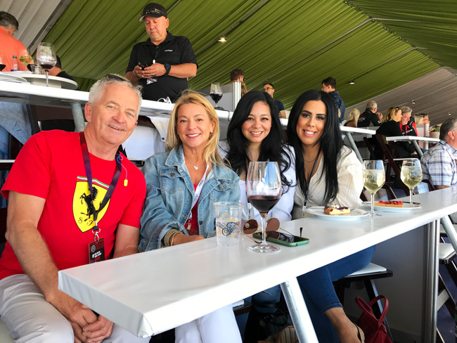 Noriko Casol, Cristina Hernandez, F1 Montreal Grand Prix 2018