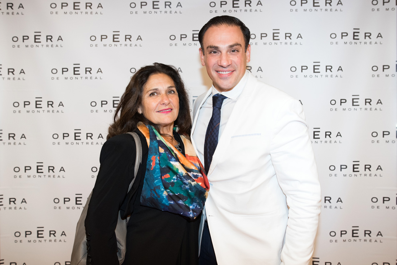 Maryse and Mickael Casol, Das Rheingold, Opera de Montreal