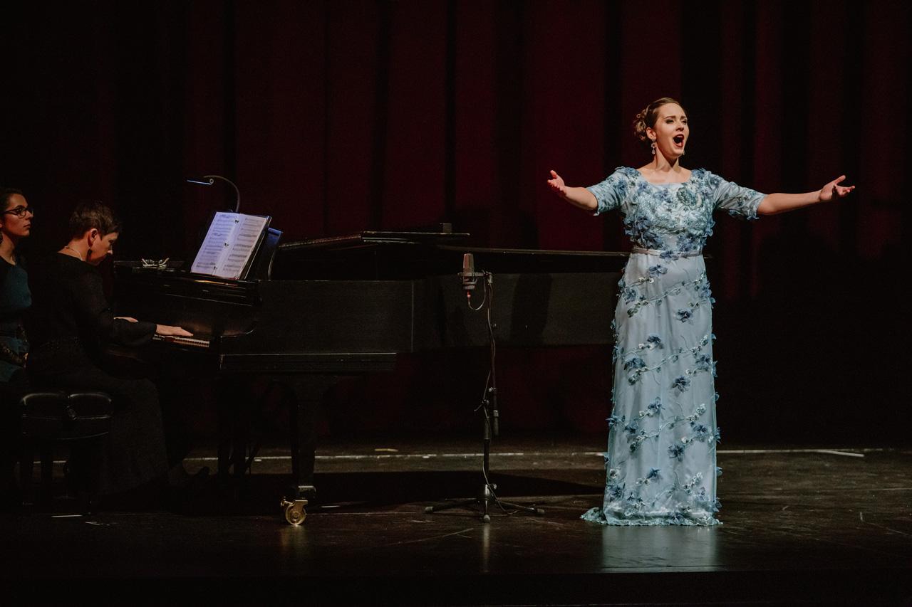 Talent 2018, Opera de Montreal, November 14