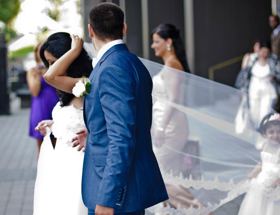 Mariage de Noriko et Mickael Casol