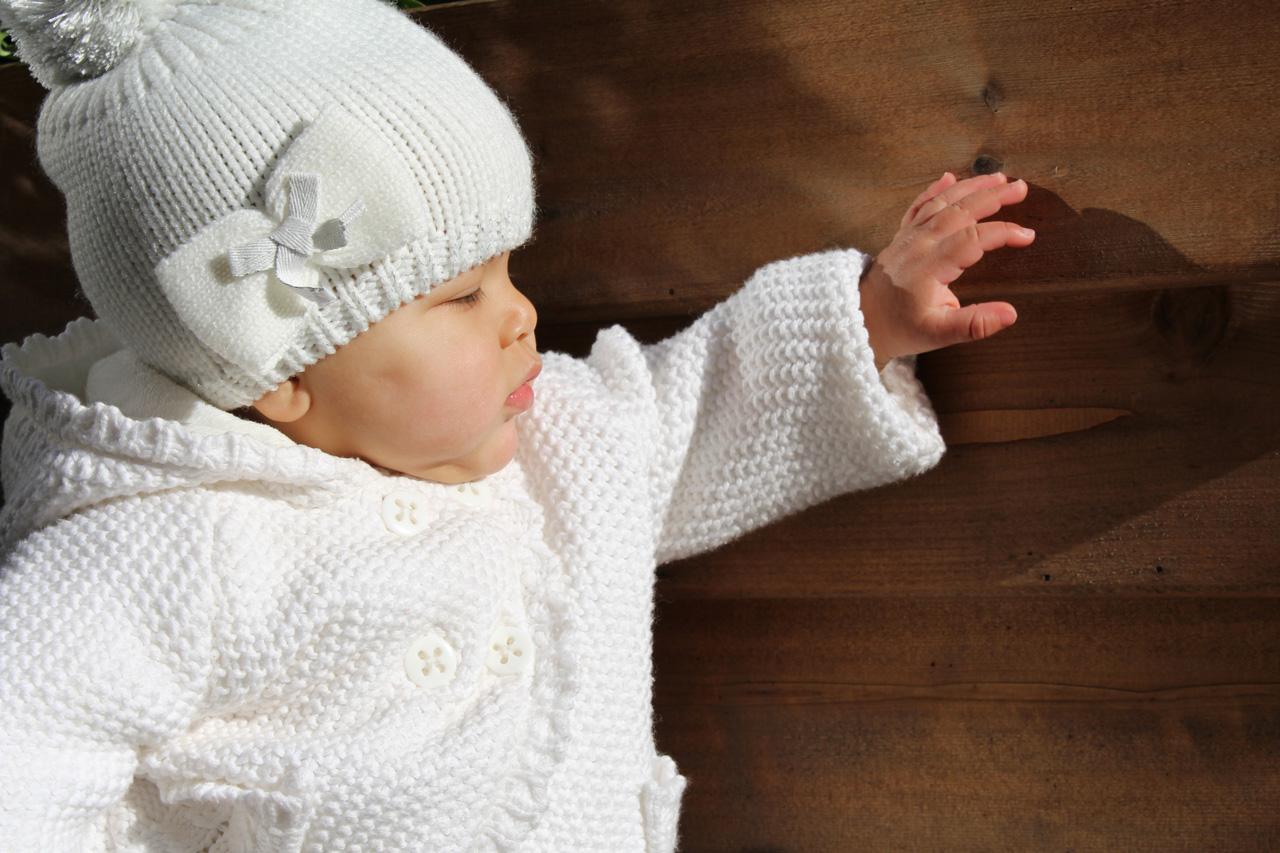 Valentina Casol, 7 mois