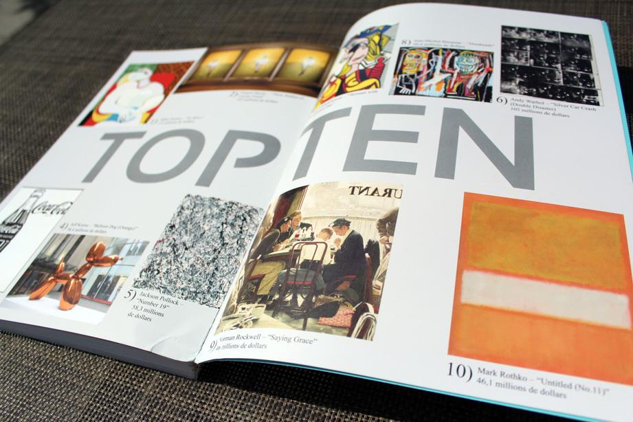 Top Ten of the Art Market