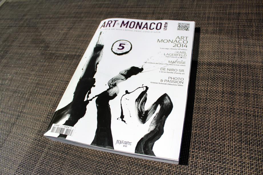 Art Monaco 2014 Magazine