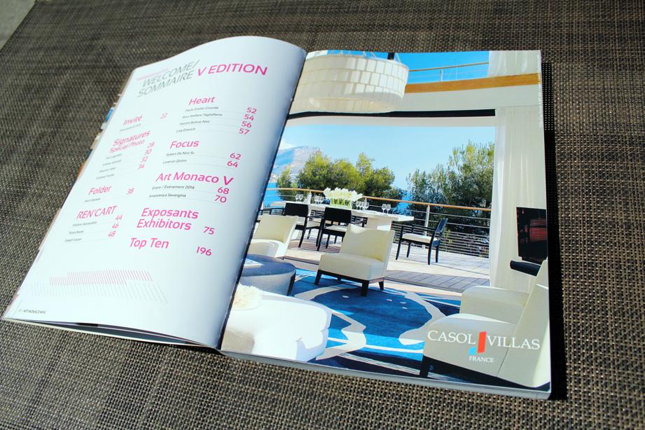 Magazine Art Monaco 2014