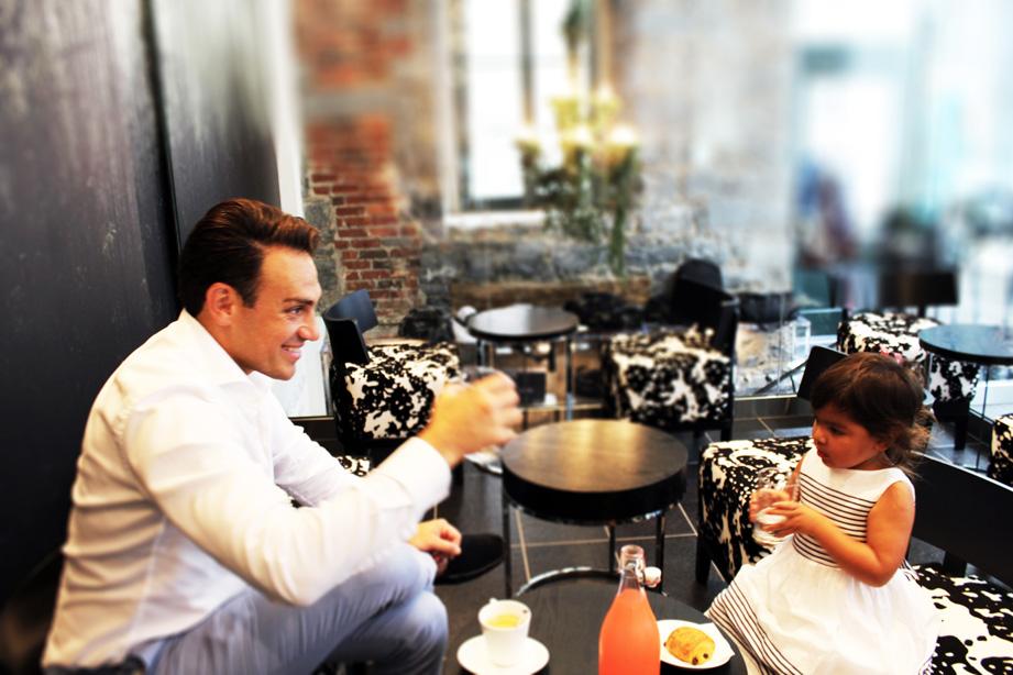 Mickael & Valentina Casol - Petit déjeuner