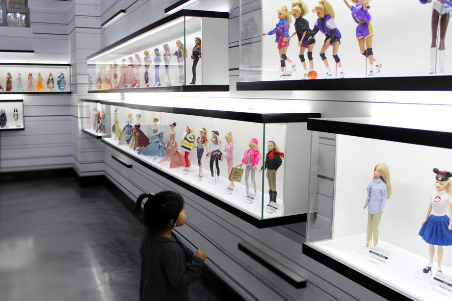 Valentina Casol - Barbie Exposition Montreal