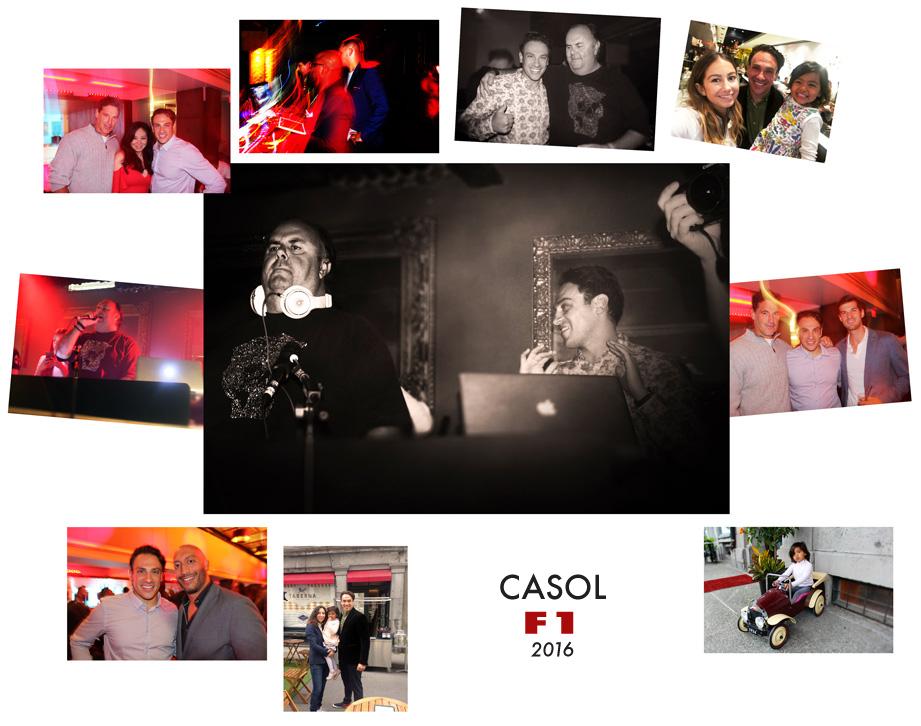 Casol Montreal F1 Grand Prix 2016