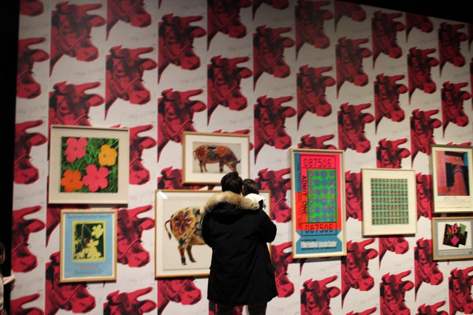 Andy Warhol Exhibition