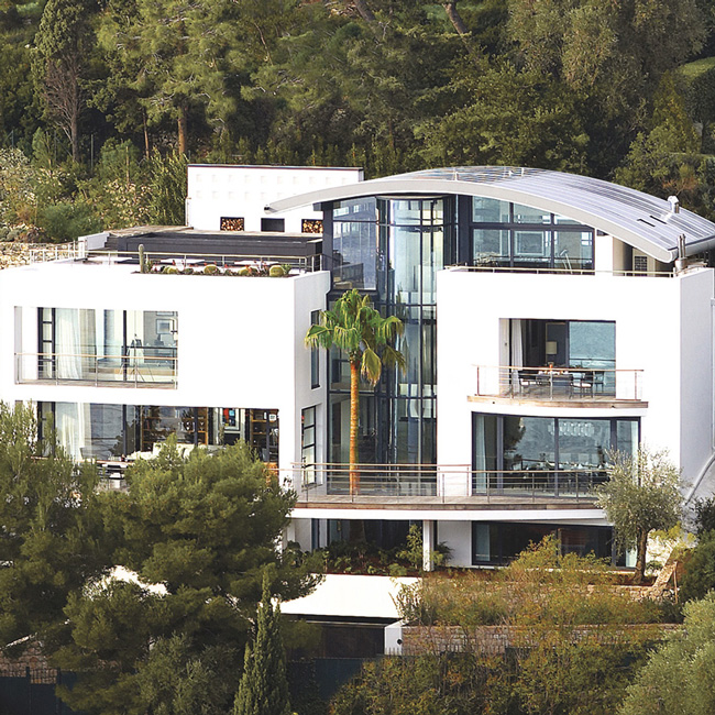 Villa Cap Ferrat, French Riviera