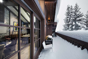 Chalet de Ski le Coquelicot, Courchevel 1850, France