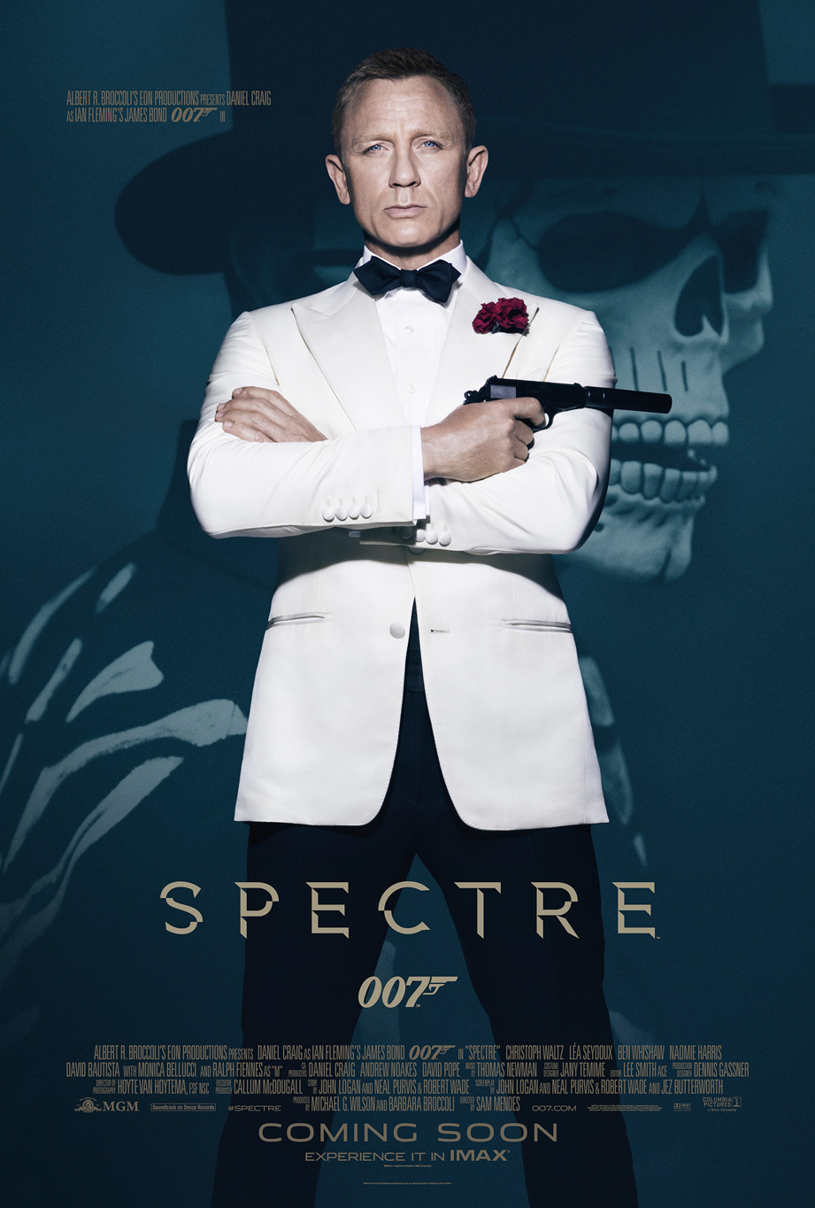 Spectre - James Bond 007