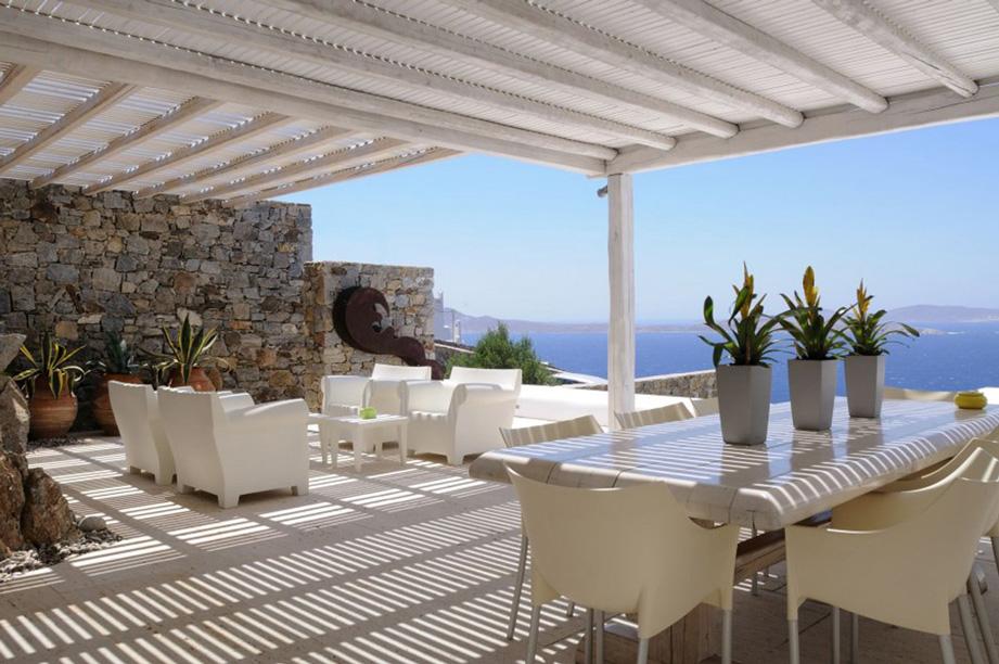 Villa Omega, Mykonos