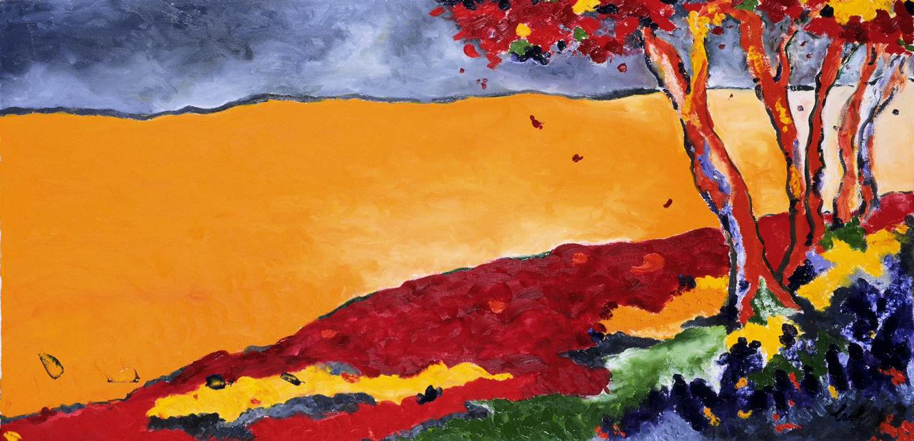 Maryse Casol, Été Indien, 2003