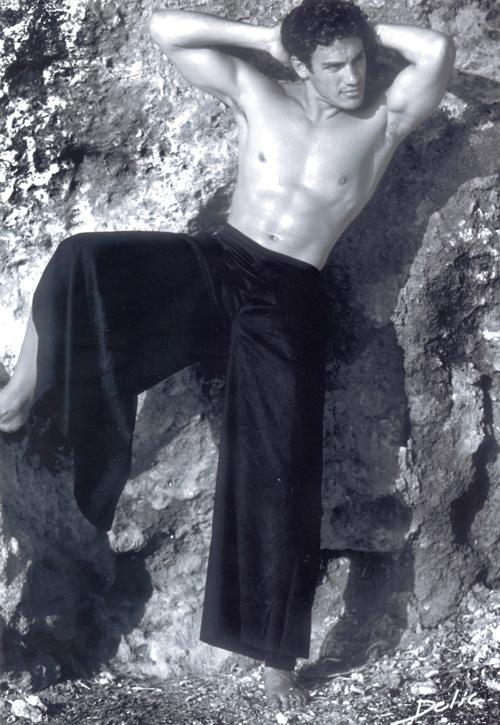 Mickael Casol, Athènes, Grèce, 2002