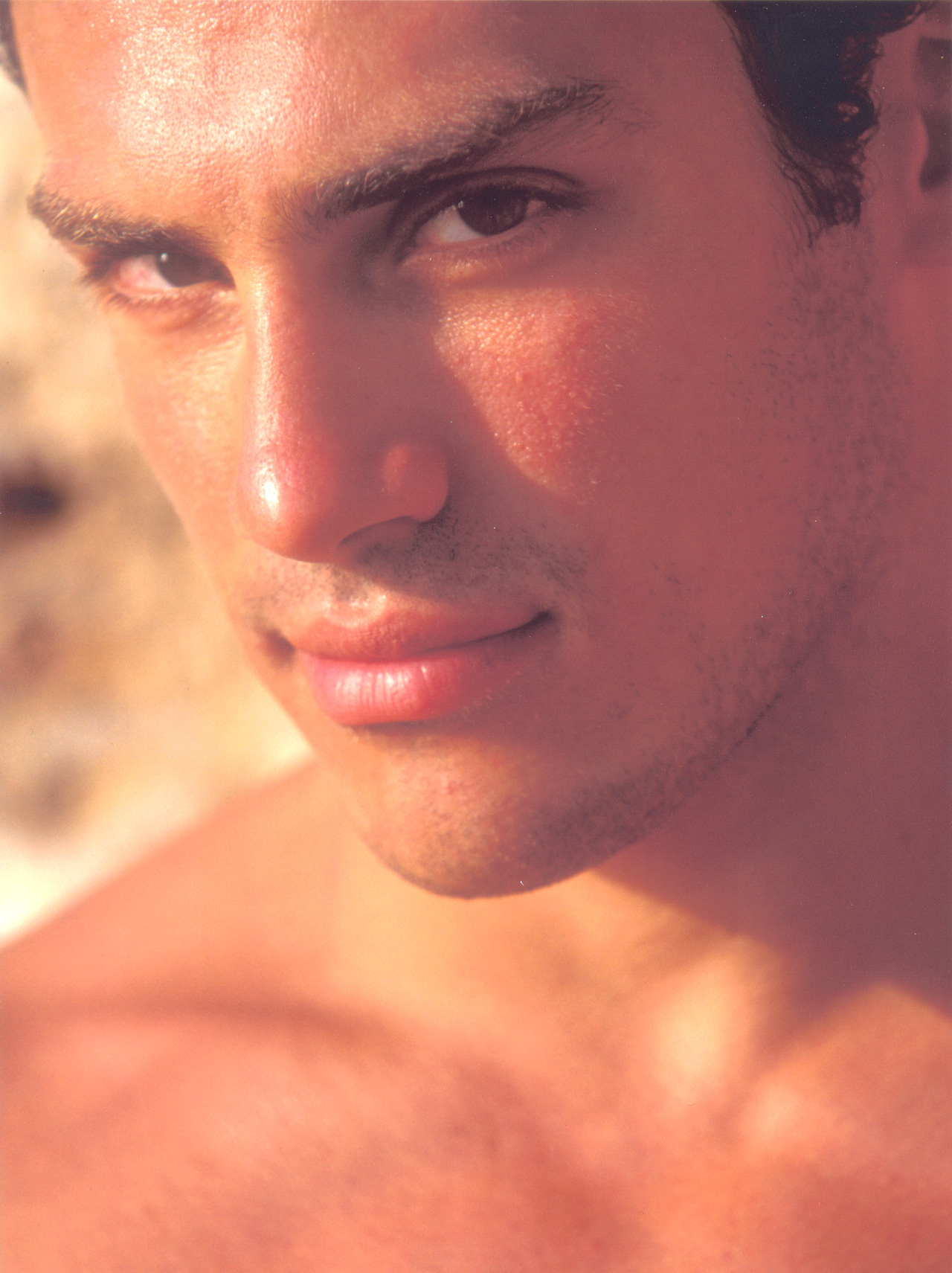 Mickael Casol, Bo Club, Voula, Athens, Greece, 2002