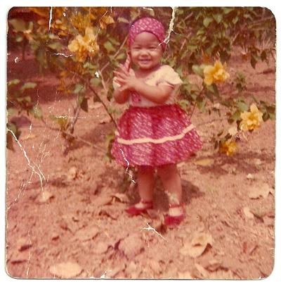 Noriko Emen, 1 an, Panama, 1978
