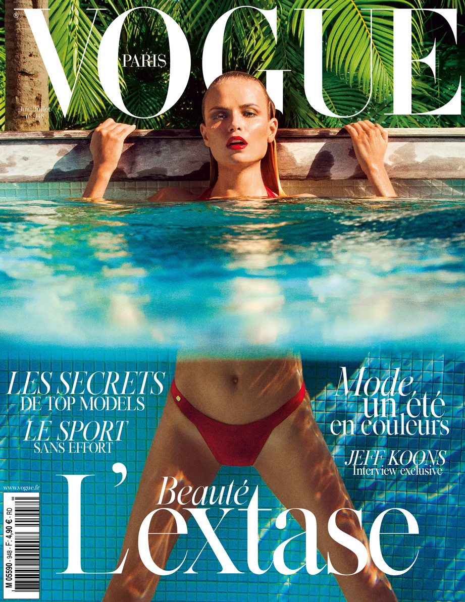 Vogue Paris June July 2014