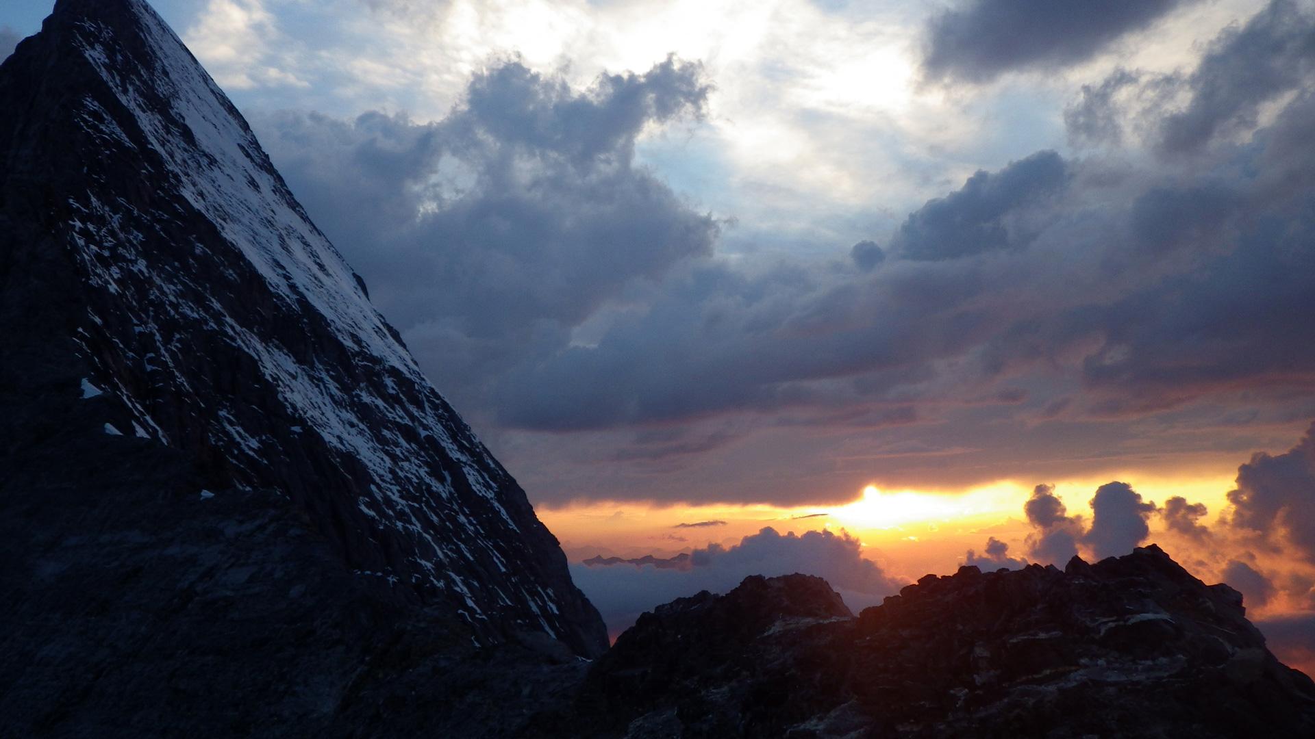Mont Eiger, Suisse