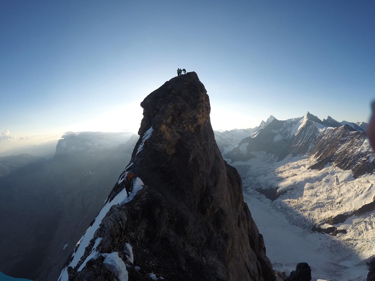 Mont Eiger, Switzerland, Antoine Labranche, August 28, 2016