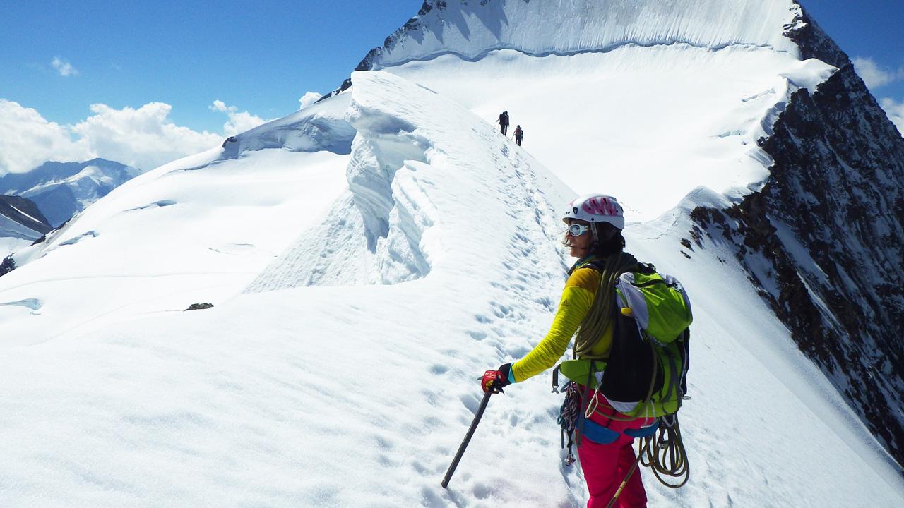 Stéphanie Maureau, Mont Eiger