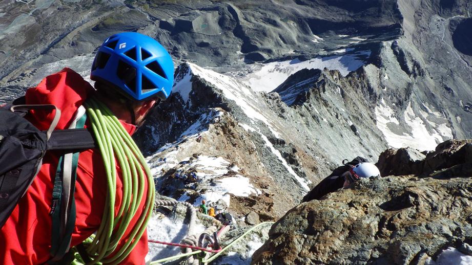 Antoine Labranche, Matterhorn, August 2016