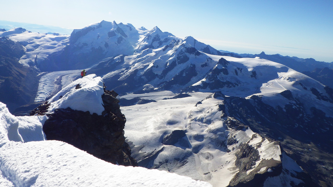 Antoine Labranche, Matterhorn Alpinism Expedition 2016