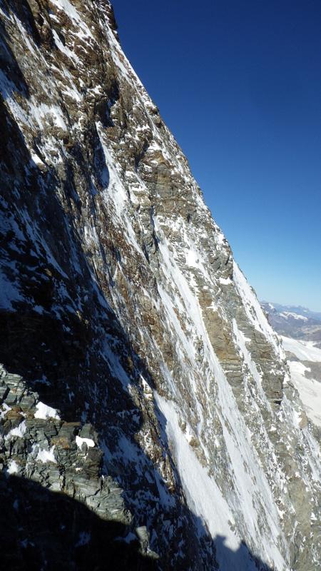 Matterhorn, Antoine Labranche, Alpinism August 2016
