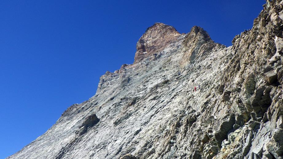 Matterhorn, Antoine Labranche Alpinisme Août 2016