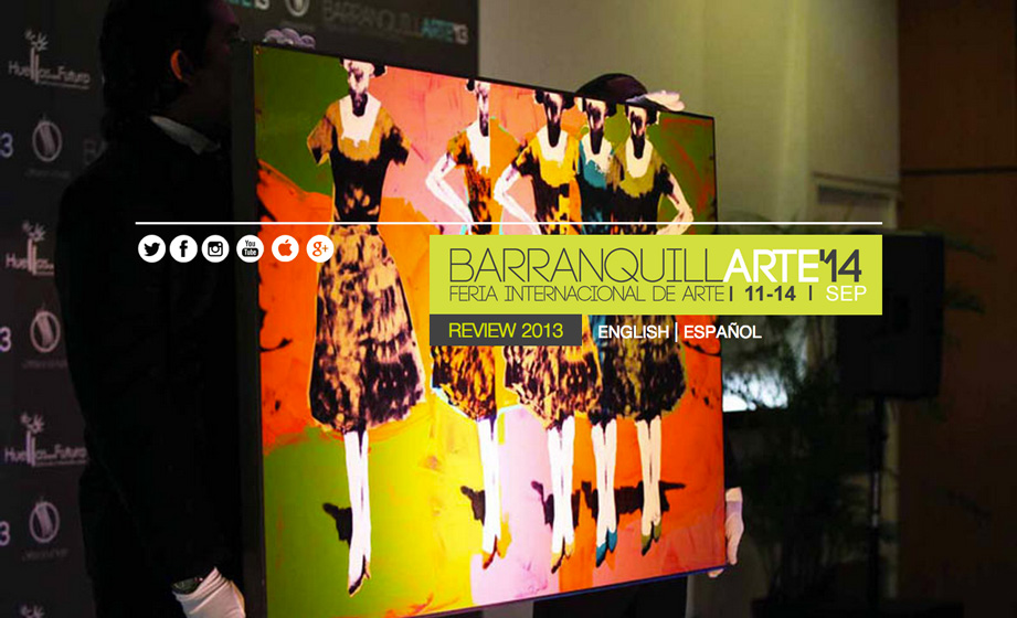 Barranquilla Art Fair 2014