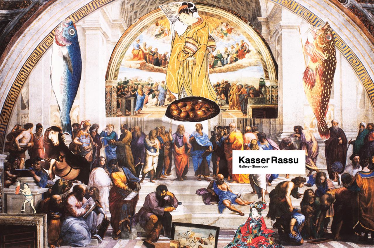Kasser Rassu Gallery Marbella