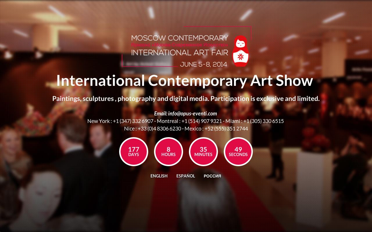 Moscow Art Fair