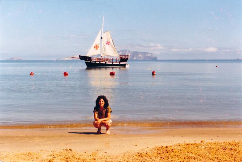 Maryse Casol, Venezuela, 1987