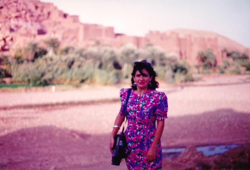 Maryse Casol, Maroc, 1991