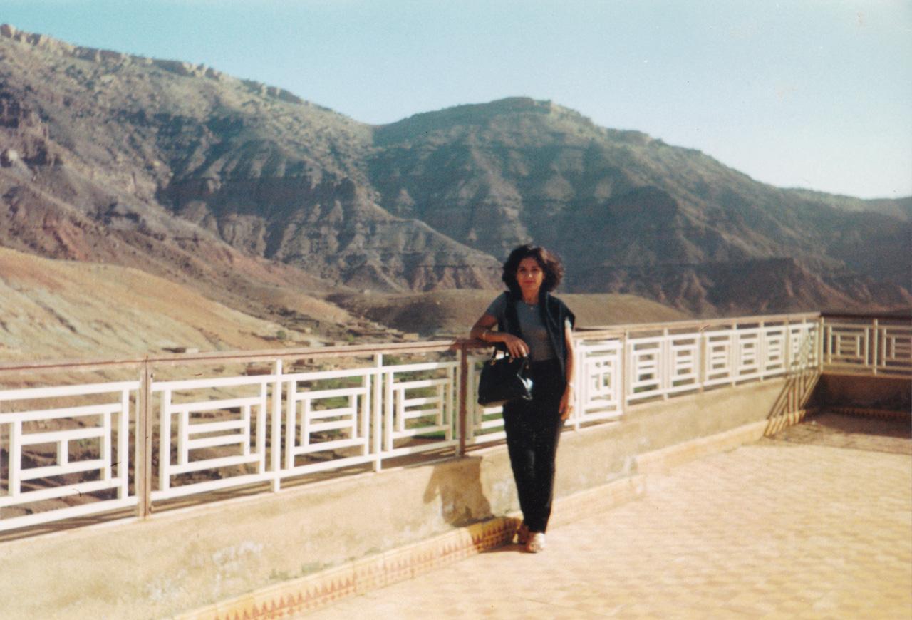 Maryse Casol, Jordanie, 1992
