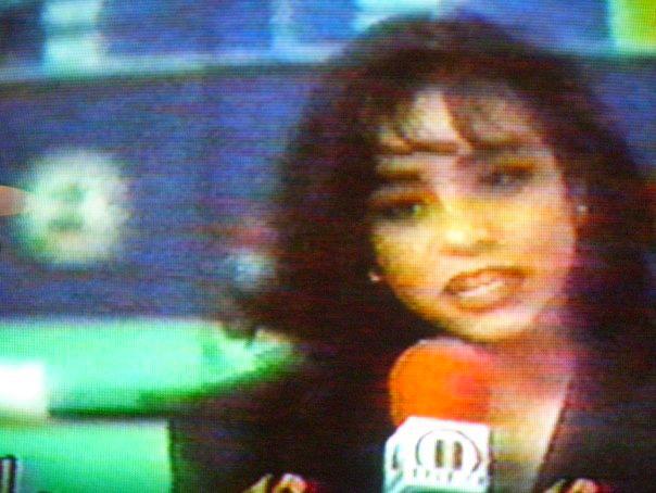 Noriko Emen, TV Host, Teleritmo, 1996
