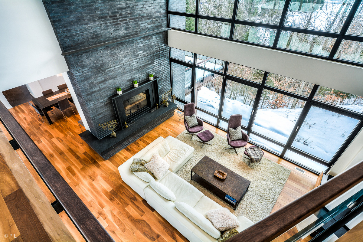 Mont-Tremblant Luxury Ski Chalet for Sale, Lac Desmarais