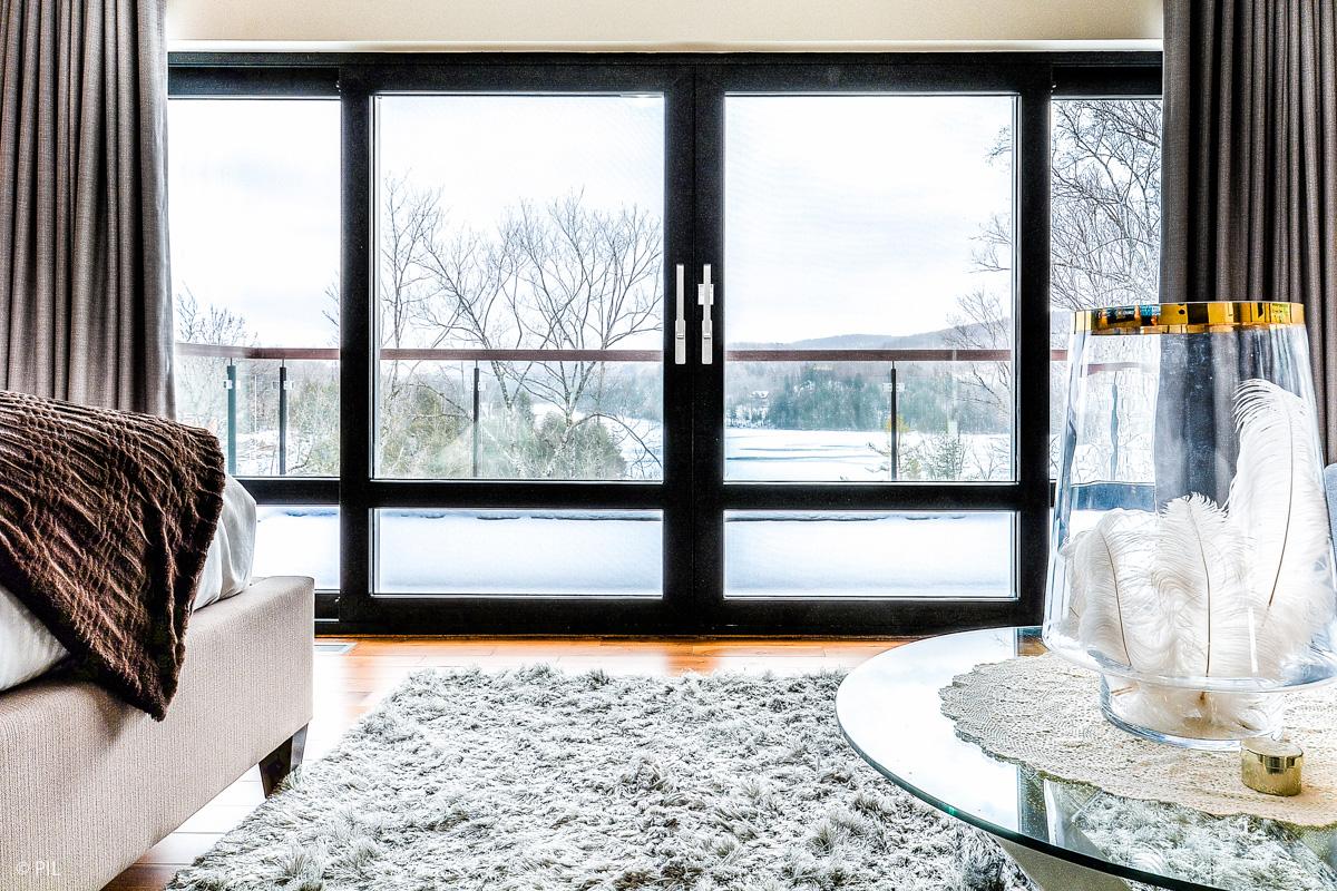 Mont-Tremblant Luxury Ski Chalet for Sale, Lac Desmarais