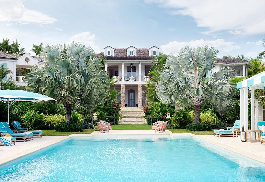 Rosalita House, Pink Sands Beach, Harbour Island, Bahamas, Caribbean