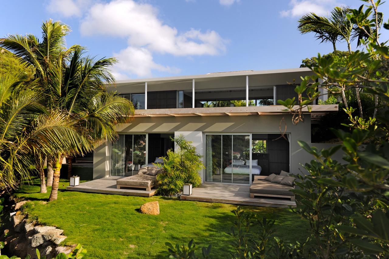 Villa Bakea, St-Barts, Caribbean