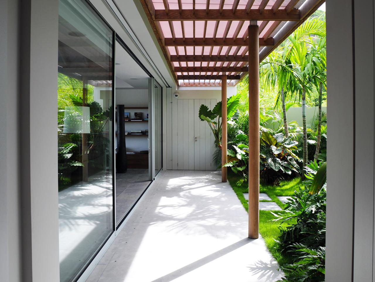 Villa Bakea, St-Barts, Caraibes