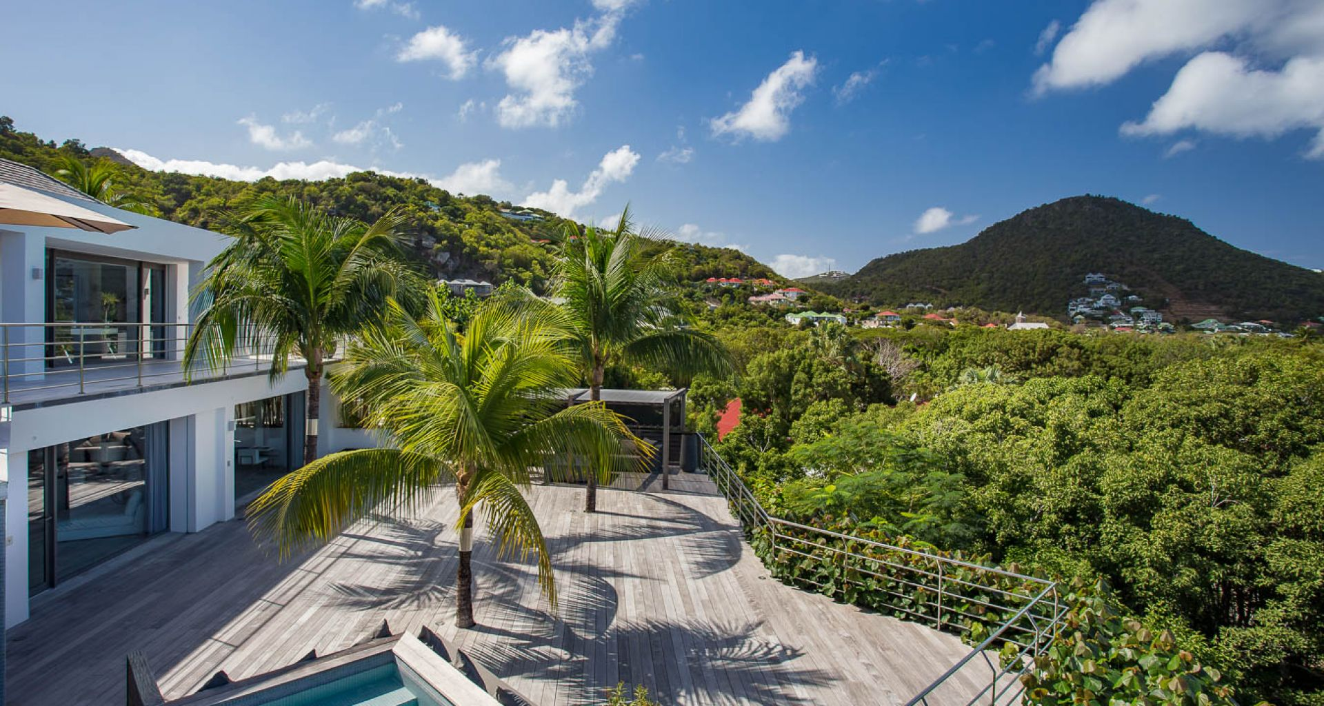 Villa Avenstar, St-Barts, Caribbean