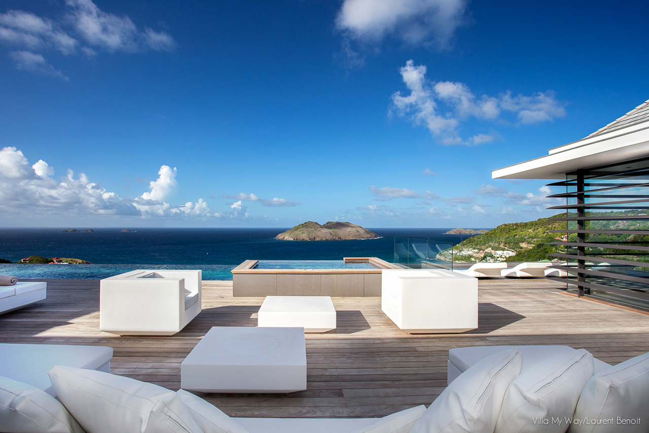 Villa My Way, Saint-Barth