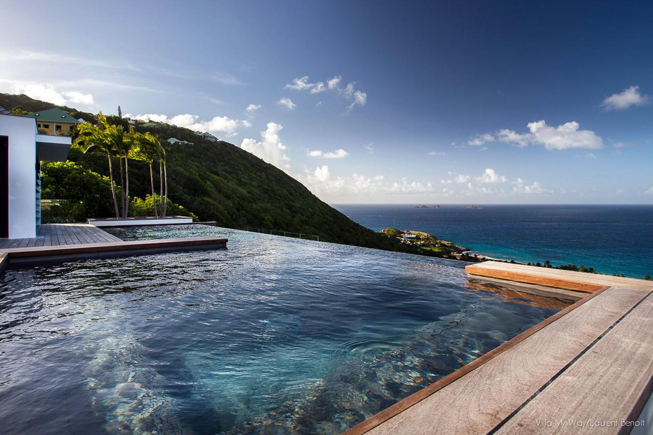 Villa My Way, St-Barts, Caribbean