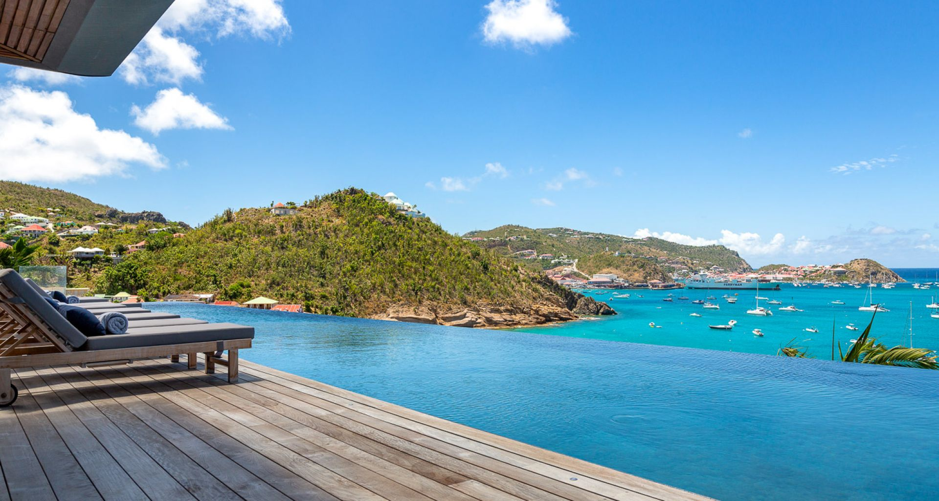 Villa June, St-Barts, Caribbean